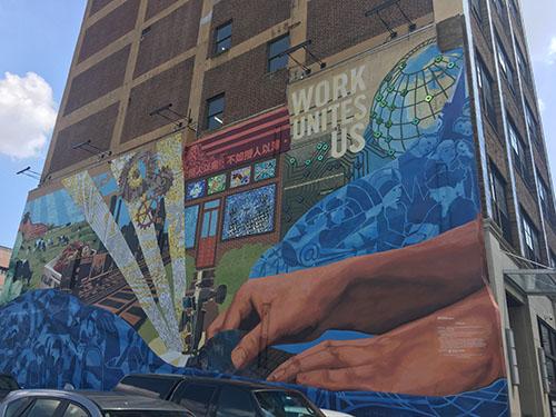 Copy of Work Unites Us Mural Philadelphia SeePhillyRun