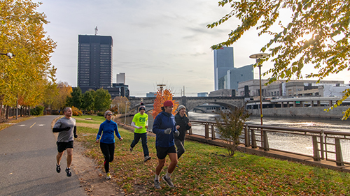 Copy of Schuylkill Trail SeePhilly Run Running Tour
