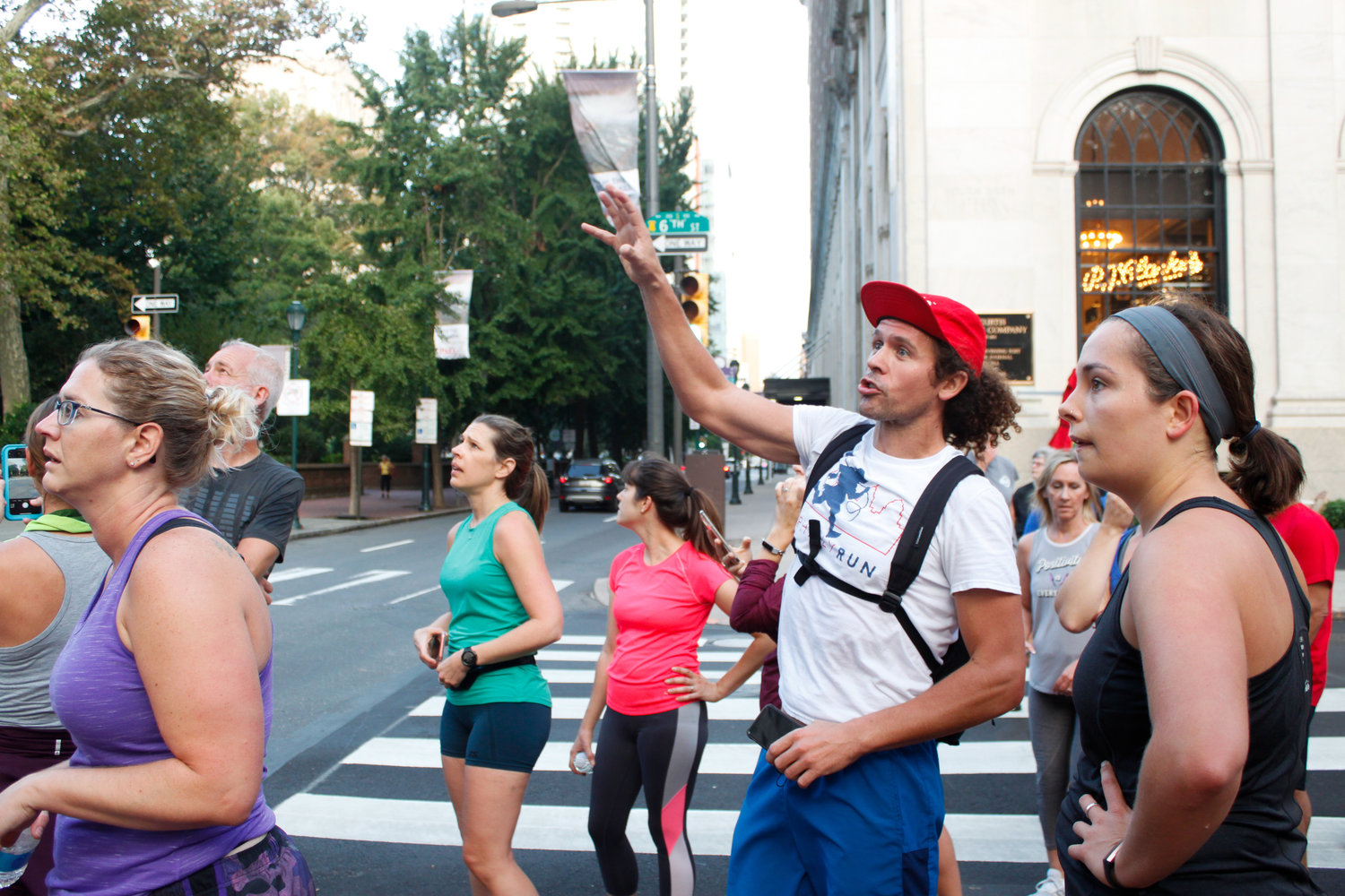 SeePhillyRun creates unique & engaging wellness events -