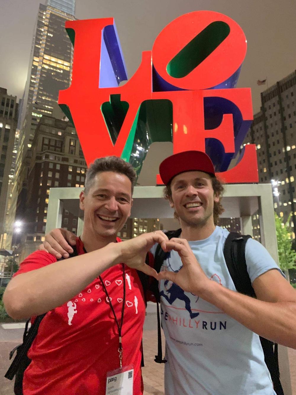 The Philly Heart Run