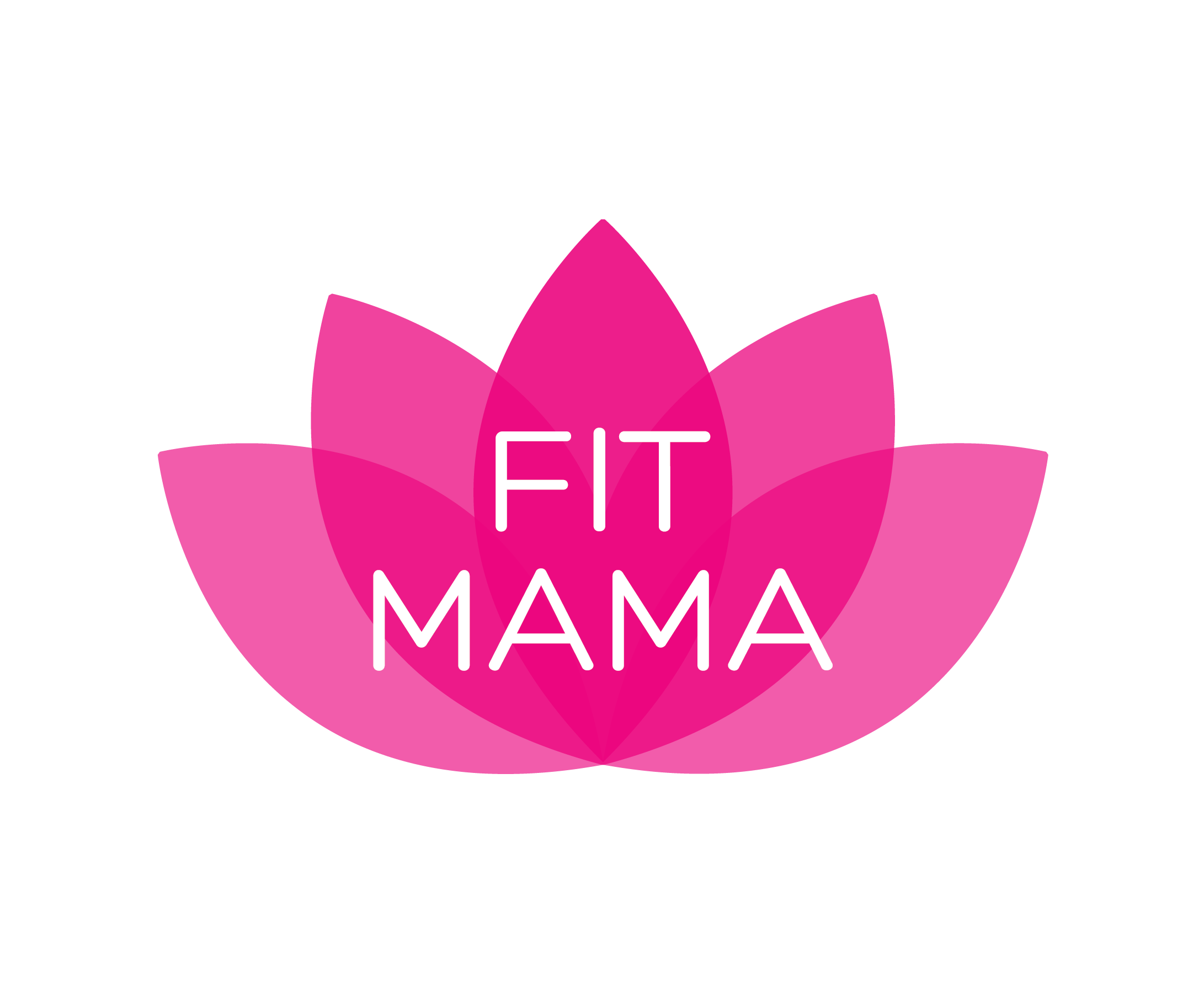 Fit Mama Brand Logo variation