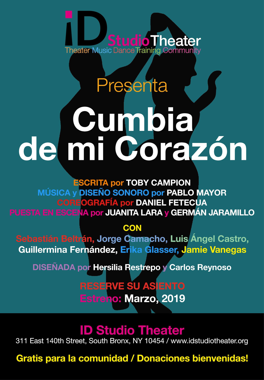 Cumbia De Mi Corazón.poster.27x39.jpg