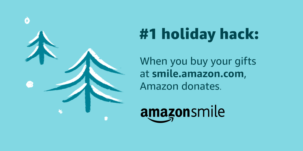 AmazonSmile - Amazon donates 0.5% of the price of your eligible AmazonSmile purchases to Silent Victims of Crime