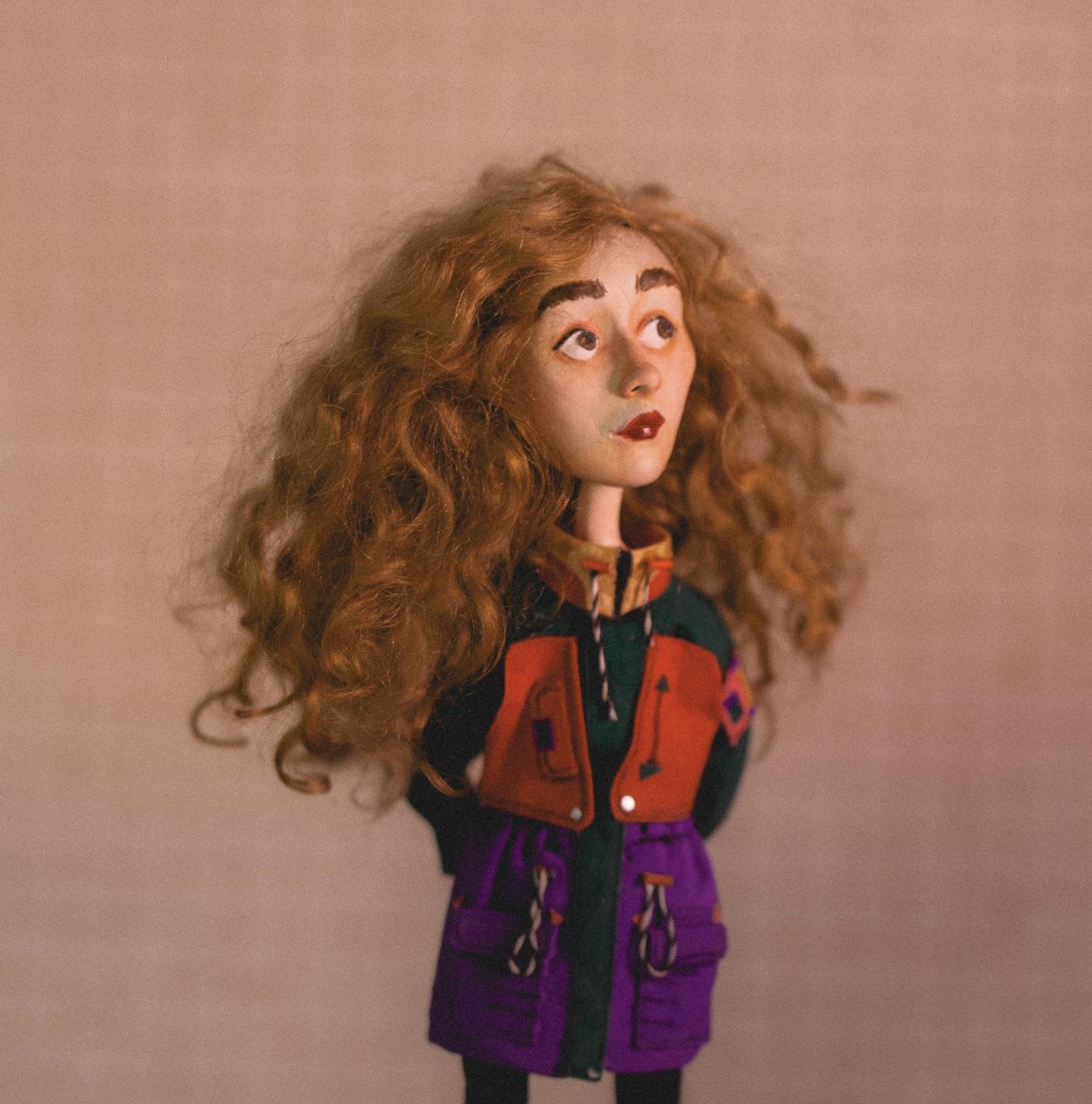 Katy Struz - Hair and Fabric   Katy is a fabric and hair artist.  Website .