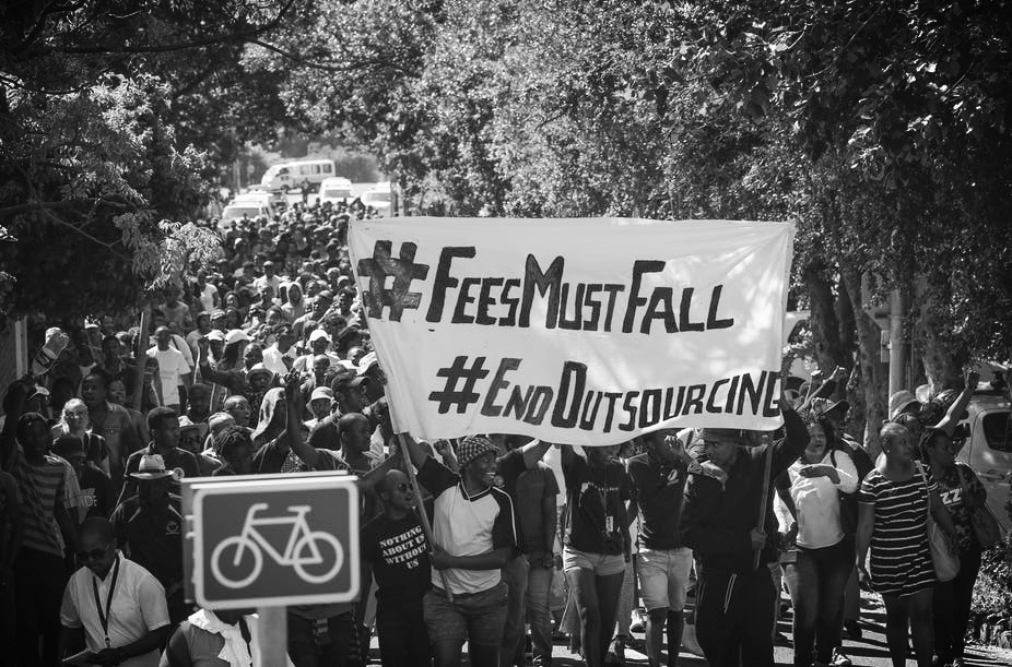 Universities in crisis - Our universities have been facing a crisis of freedom since 2015. We believe we have a solution.