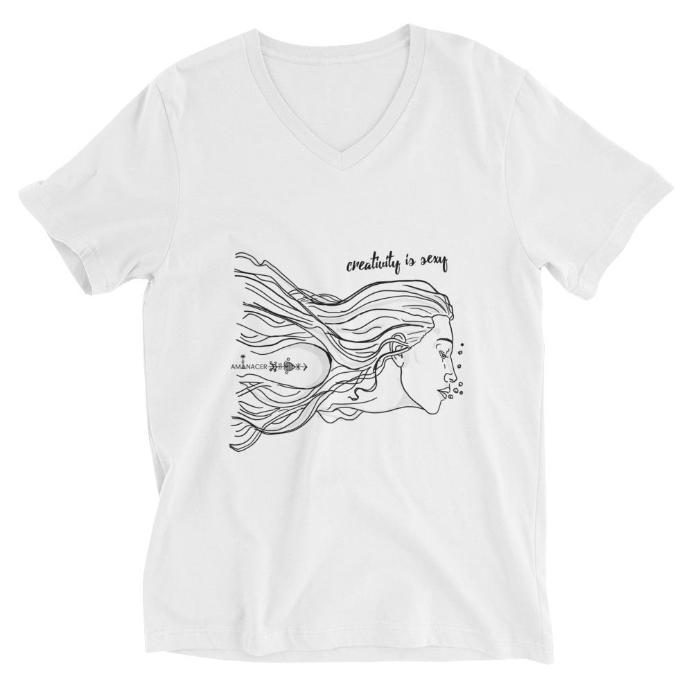 Creativity is Sexy Tshirt by Amanacer Apparel