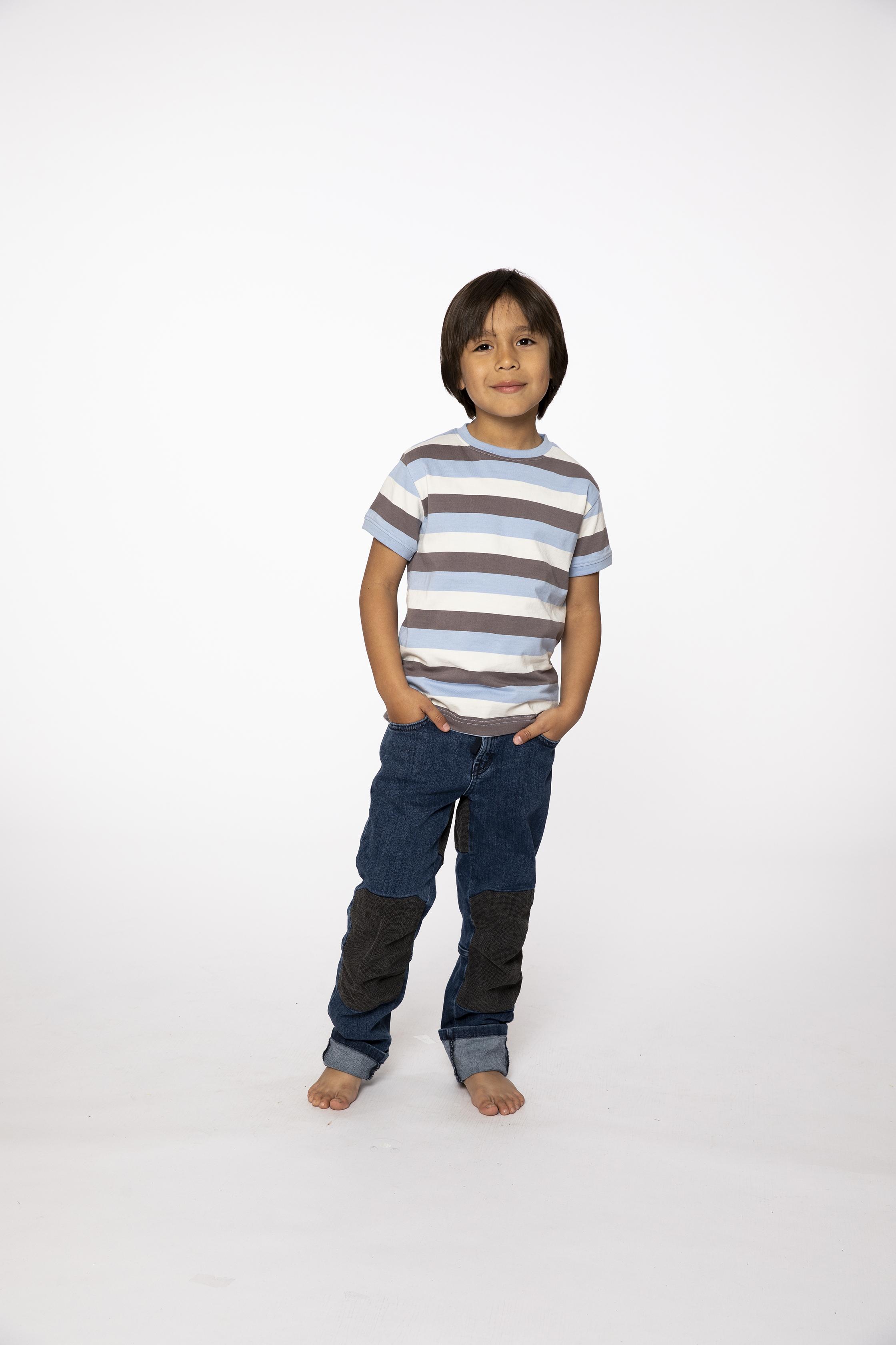 t-shirt:  SUMMARY   denim pants:  BESTBOY