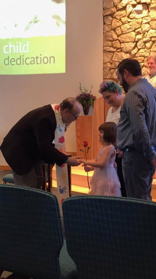 Child Dedication Ceremony