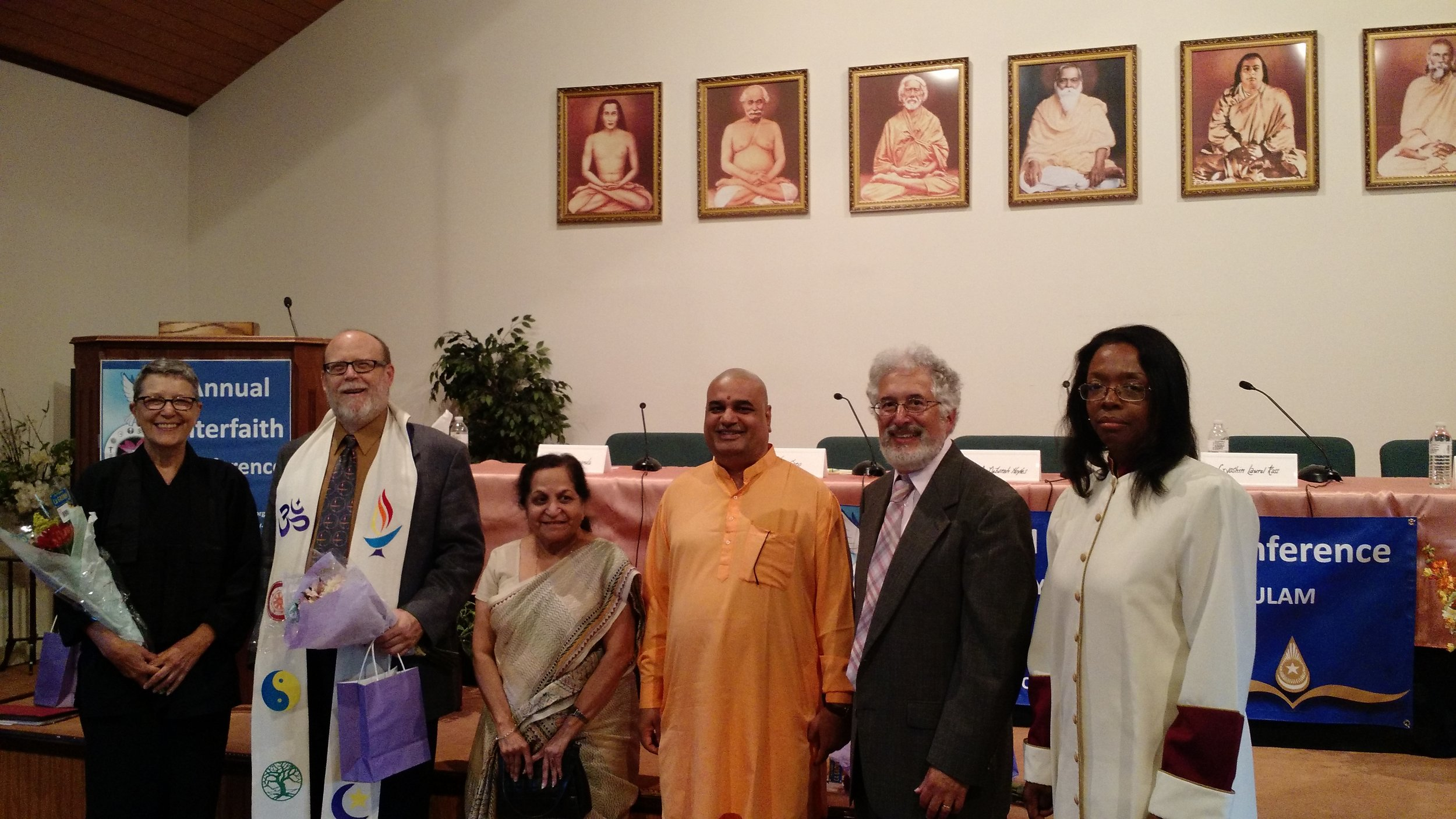 Interfaith Dialogue on Gratitude in Joliet IL