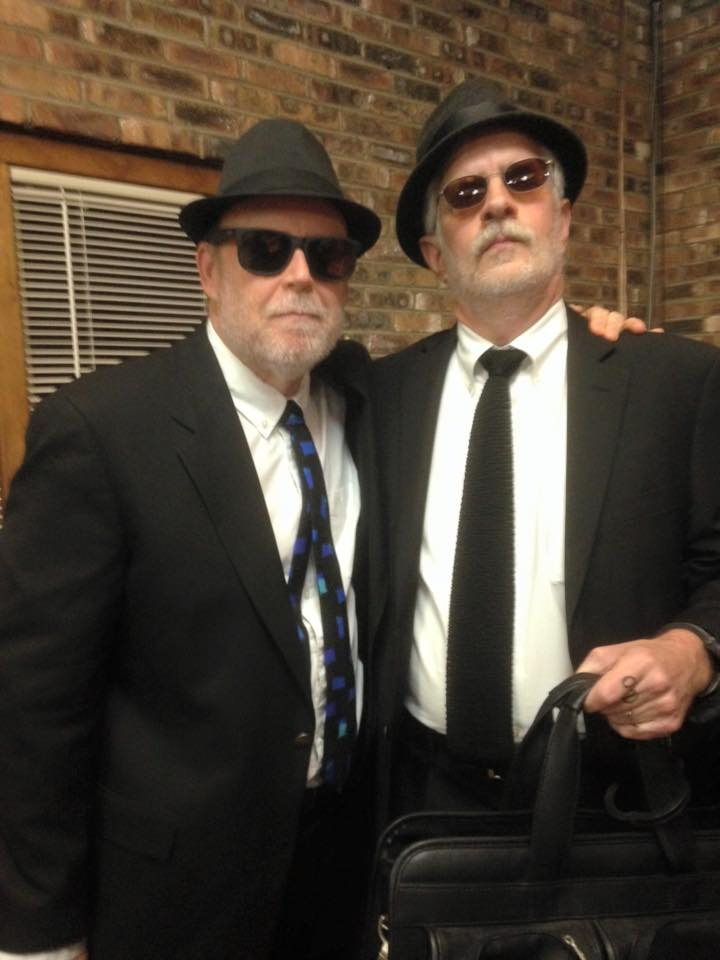 Blues Brothers for the Auction's Saturday Night Live theme
