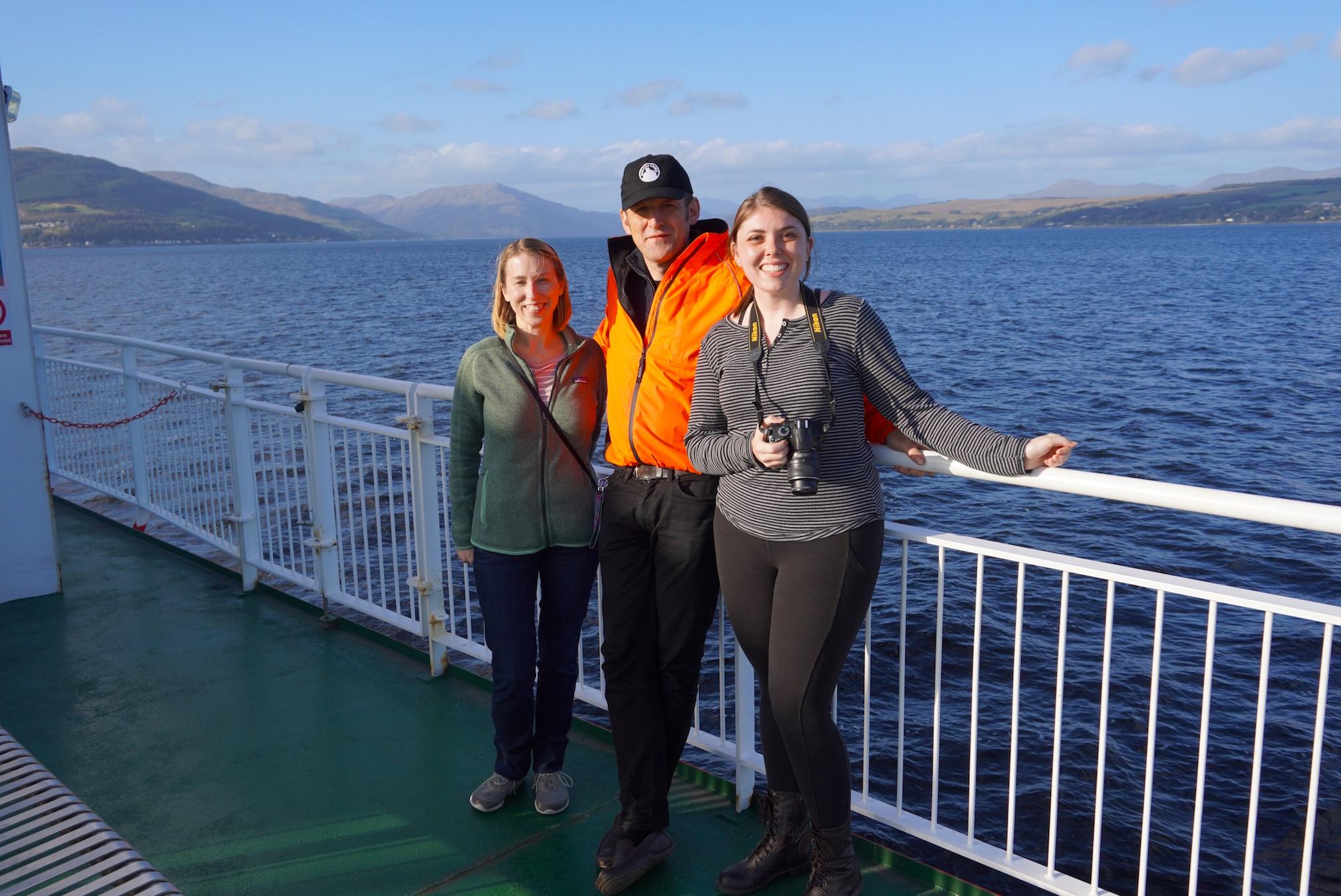 Ferry to Cowal Peninsula Dunans 2019.jpg
