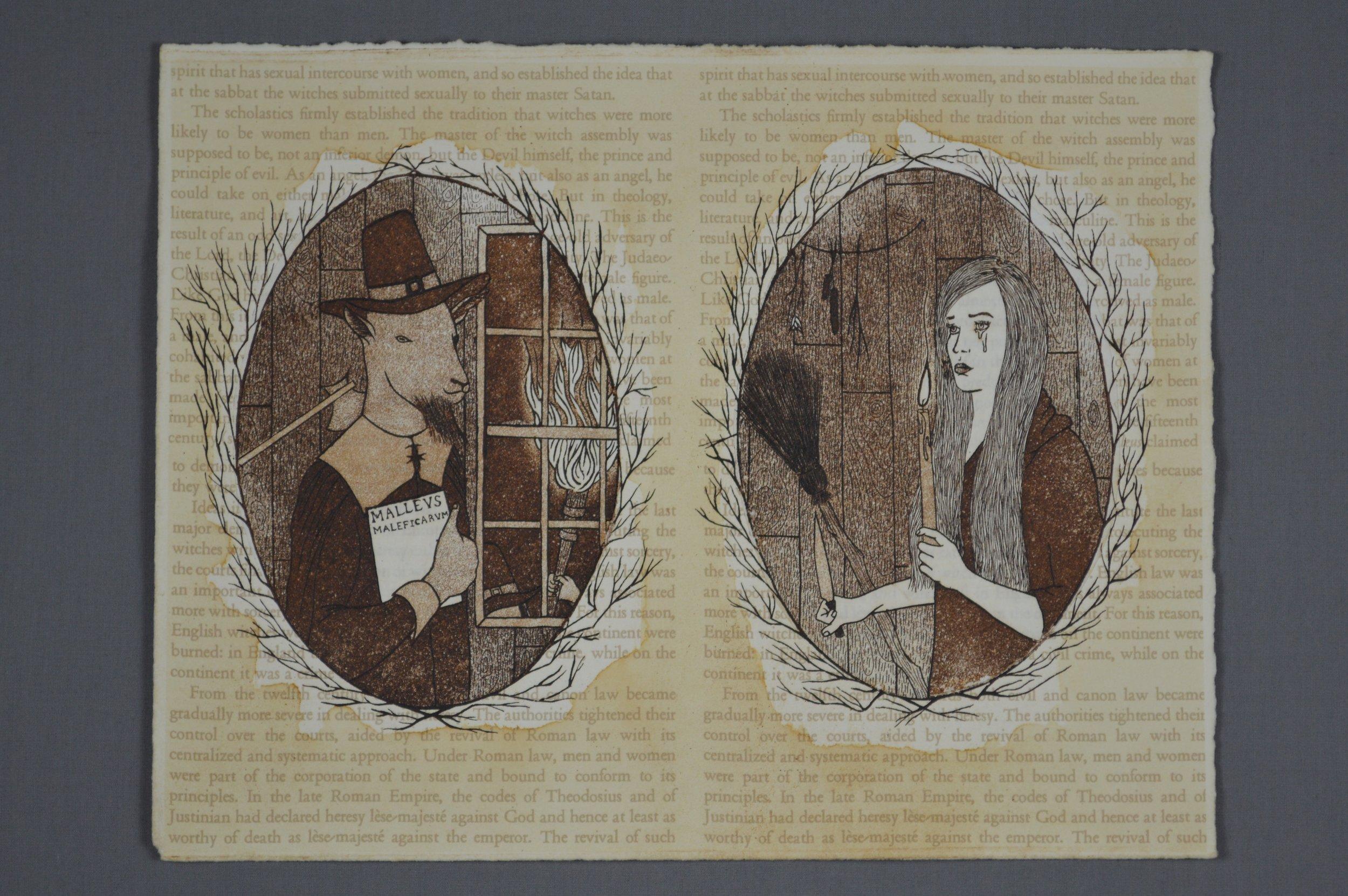 Malleus MaleficarumChinecoelle - Maeve McGrath