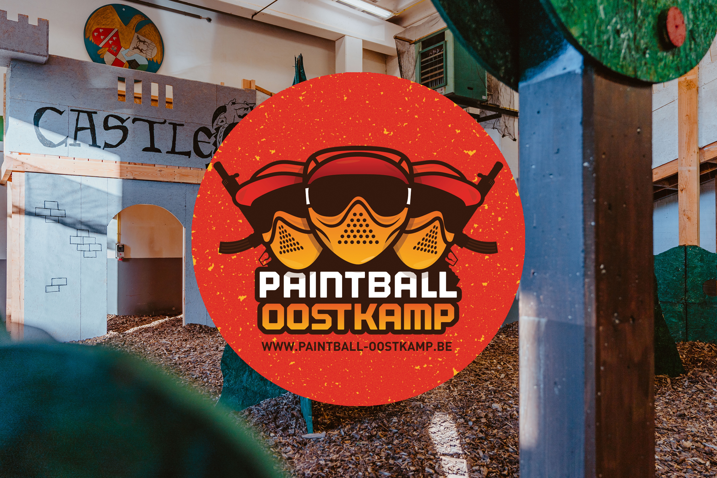 INDOOR KINDERPAINTBALL