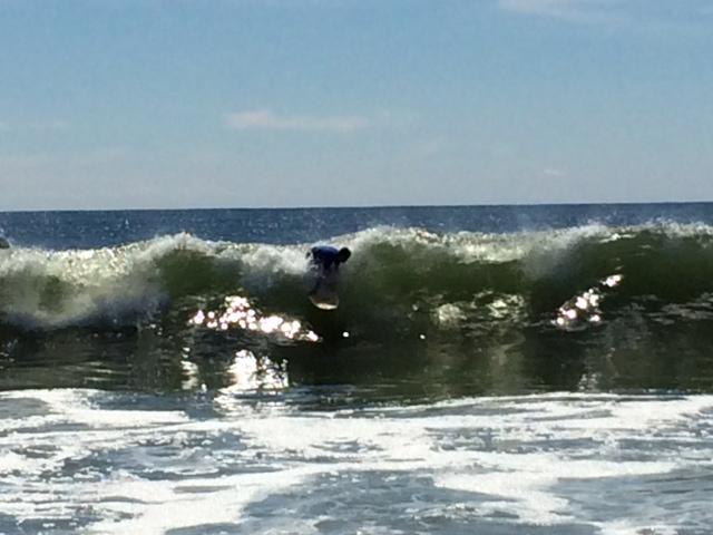 Nic'O Surfing
