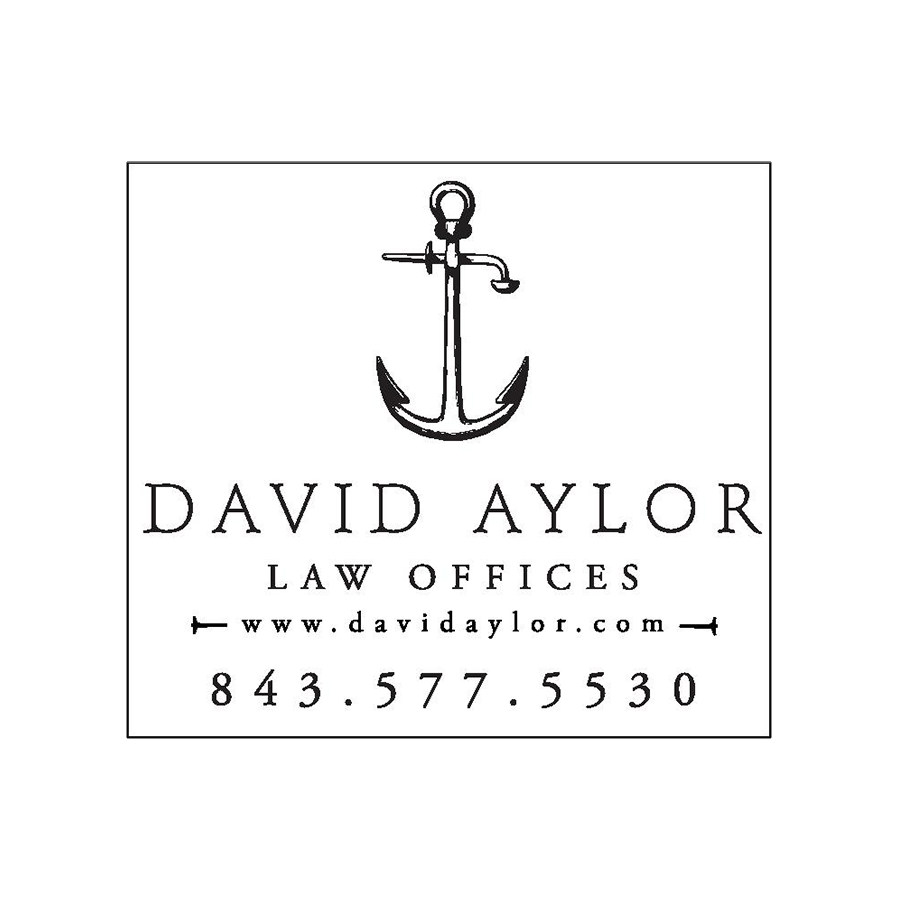 DAVID AYLOR - Since 2007, David  Aylor has been building a thriving law practice in the Lowcountry of South Carolina. Each attorney at David Aylor Law Offices strives to secure the best possible outcome for every one of their clients. They have successfully represented clients in the many different areas of the law, including but not limited to criminal defense, DUI/driving offenses, auto accidents, drug offenses, personal injury, workers compensation.