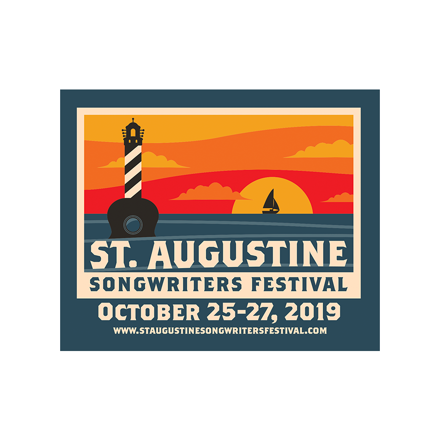 ST. AUGUSTINE SONGWRITERS FESTIVAL - Hit songwriters hit the oldest city in America, St Augustine, Florida.The ancient city streets and barsembrace the biggest songwriters of our time. Over thirty-five songwriters will be singing over thirty number onesongs at the 3rd annual St Augustine Songwriters Festival. Admission is free. www.staugustinesongwritersfestival.com