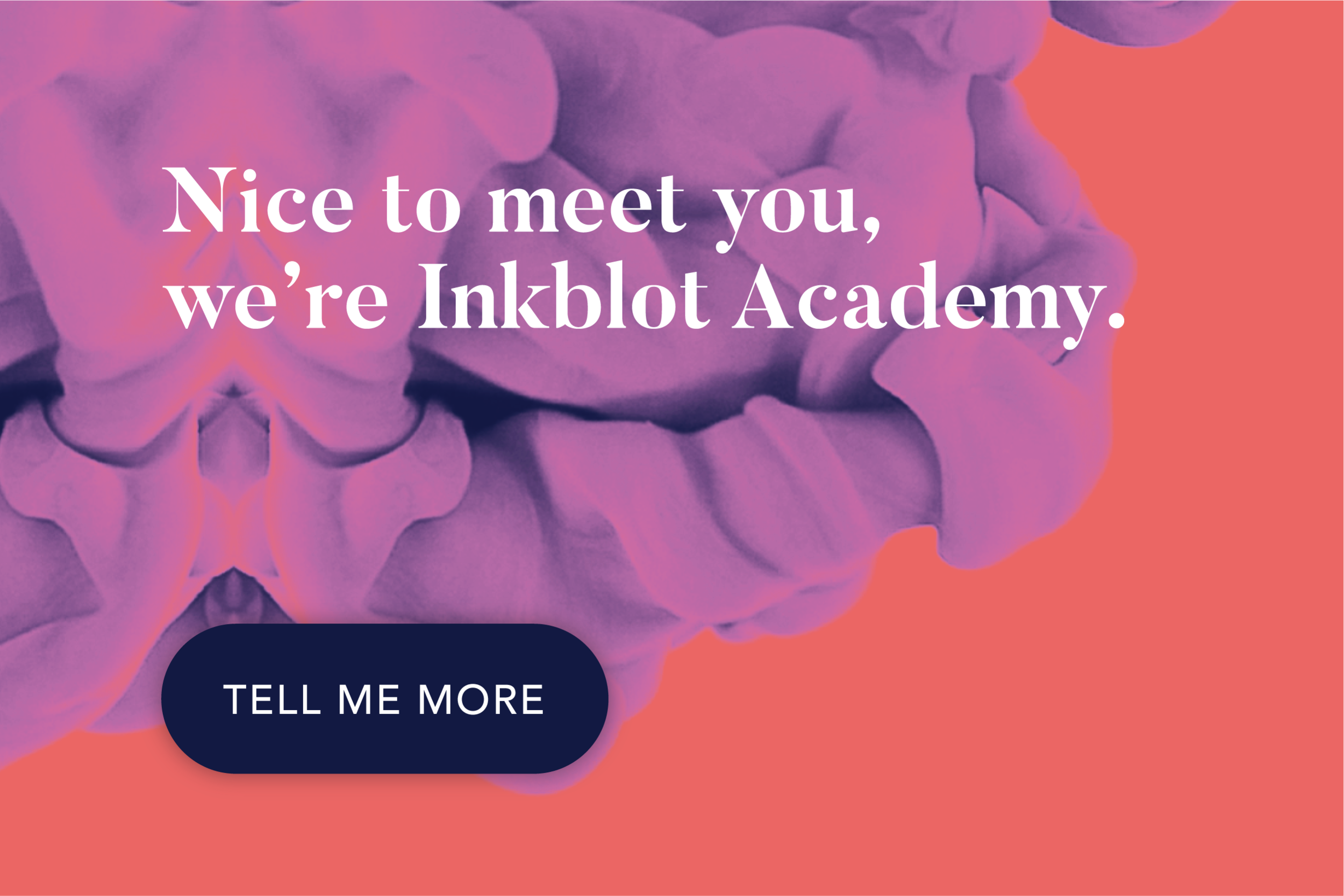 Inkblot Academy Research Consulting Statistics Consulting About