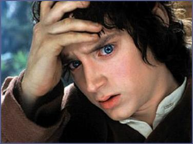 Frodo's Angst