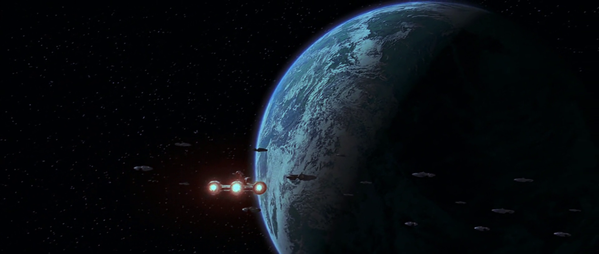 The Planet of Naboo