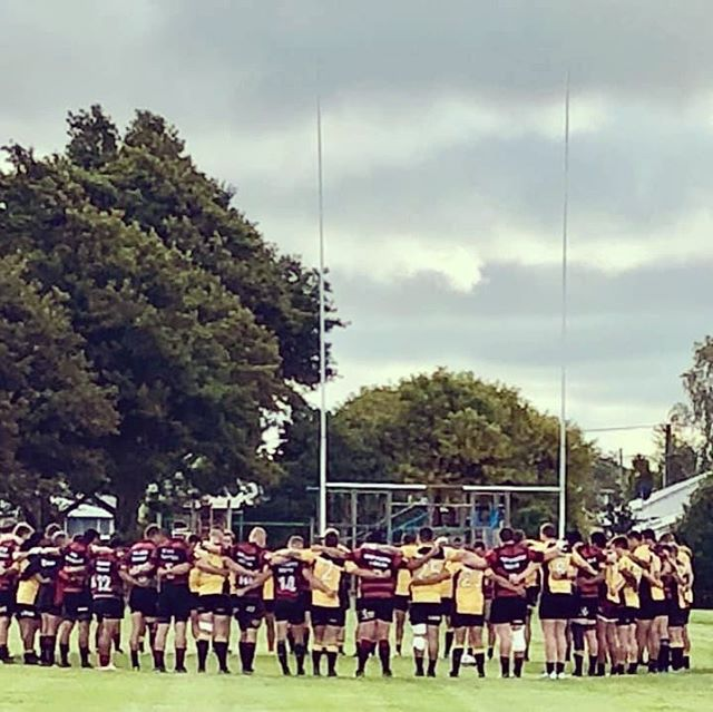 It's just a game of footy.  Standing united. Together We Stand Strong.15.03.19 #theyareus #kiakaha_christchurch #justagameoffooty
