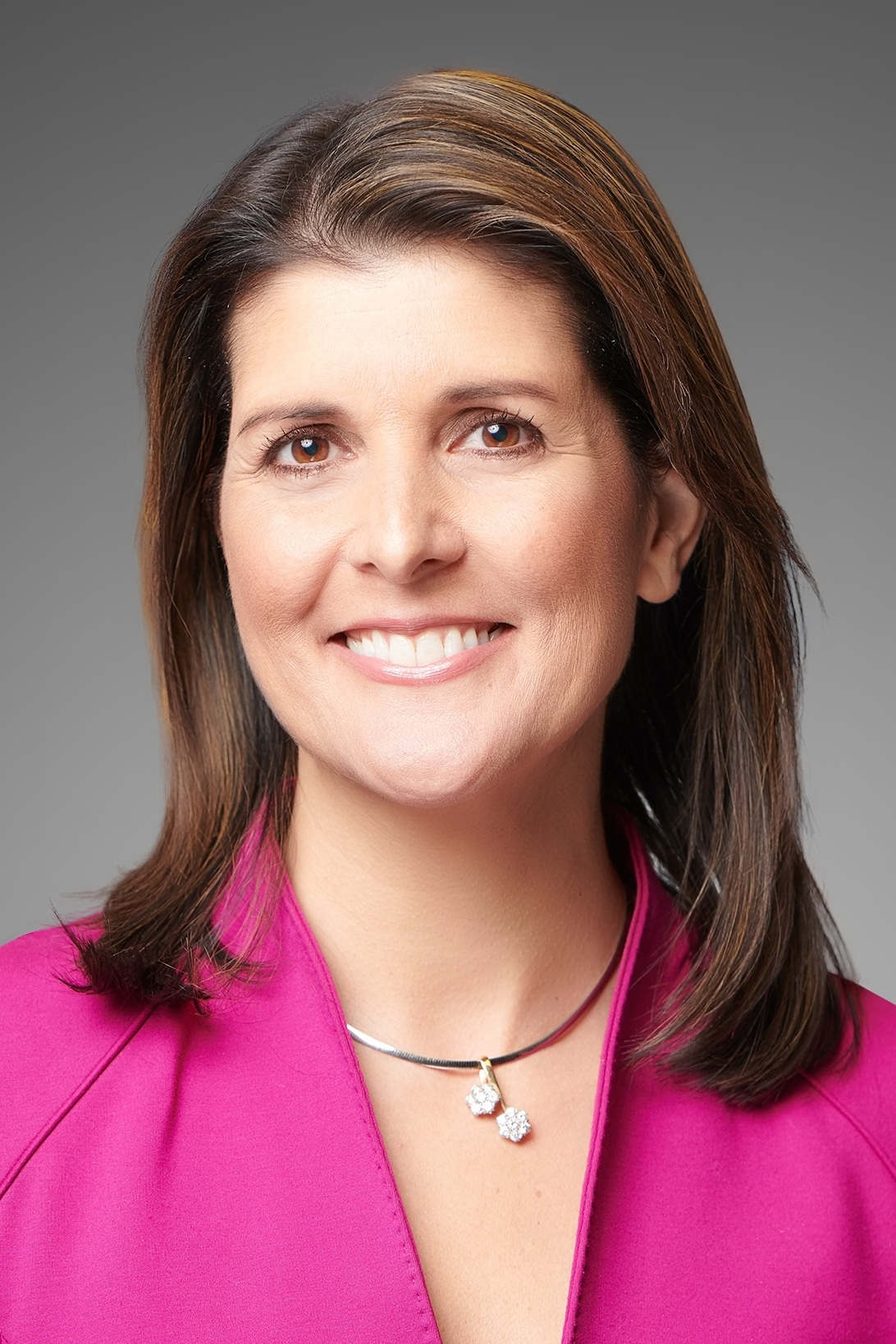 NIKKI HALEY   U.S. Ambassador to the United Nations (2017-2019)