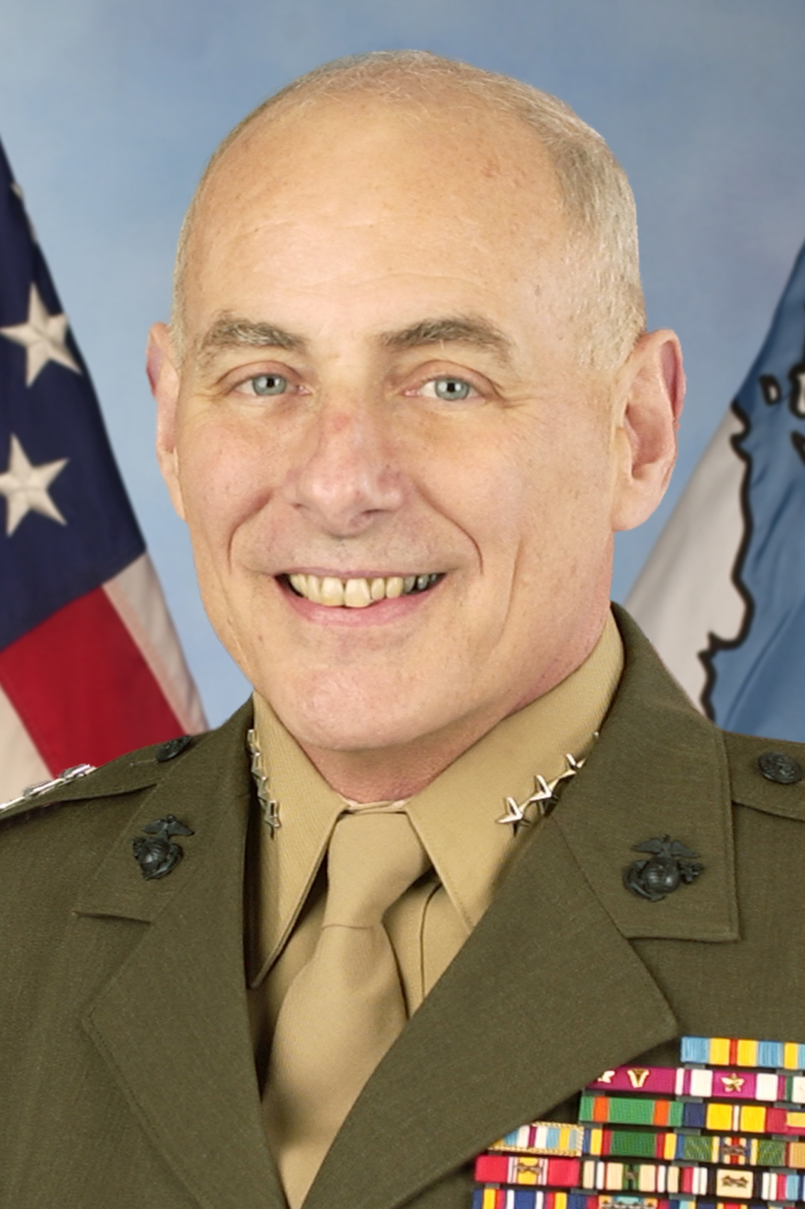 GEN. JOHN F. KELLY   U.S. Marine Corps (Ret.)