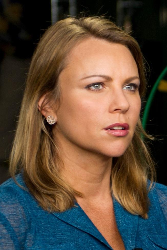 LARA LOGAN   Correspondent