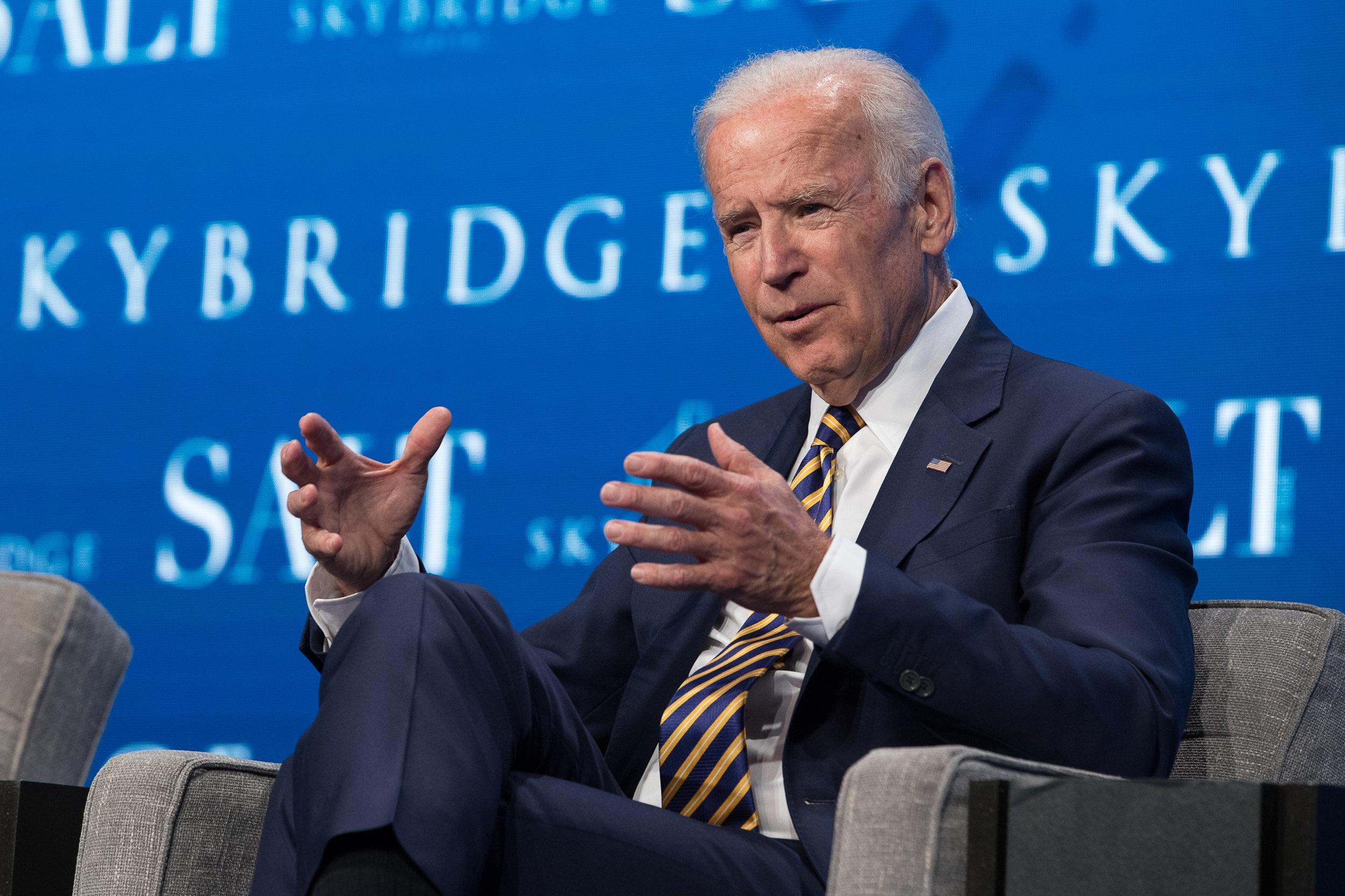 SALT 2017 - 47th Vice President of the United States JOE BIDEN