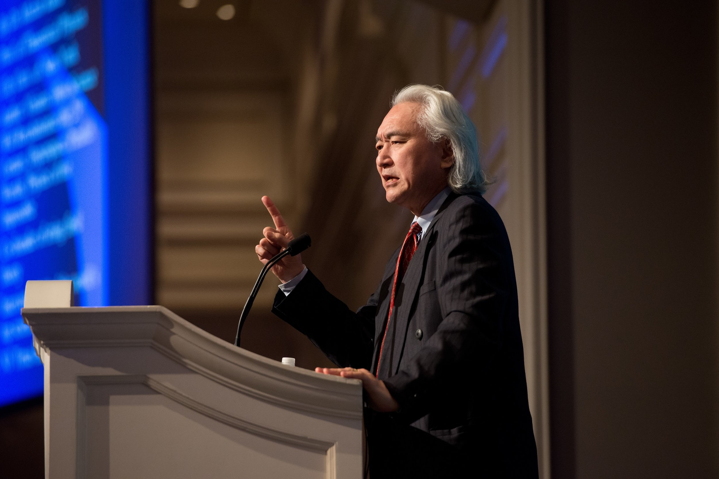 SALT 2013 - Best-Selling Author & Professor of Theoretical Physics DR. MICHIO KAKU