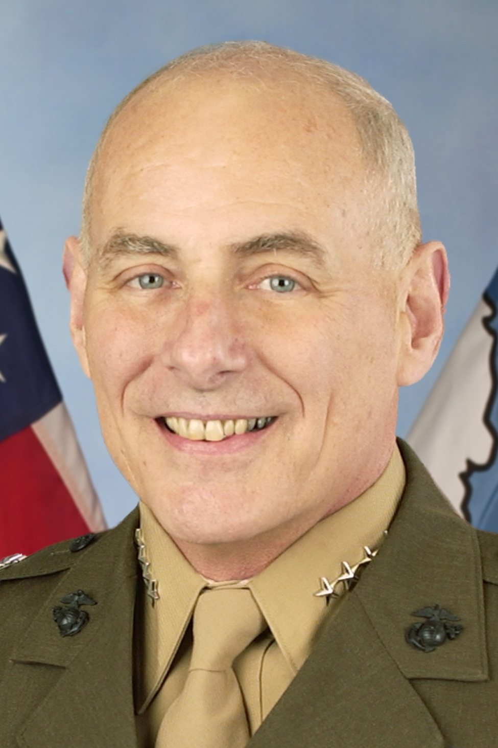 GEN. JOHN F. KELLY, USMC (Ret.)   Former White House Chief of Staff (2017-2019)