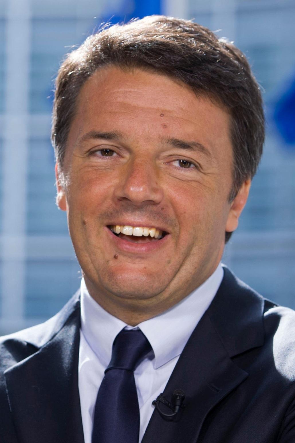 MATTEO RENZI   Prime Minister of Italy (2014-2016)