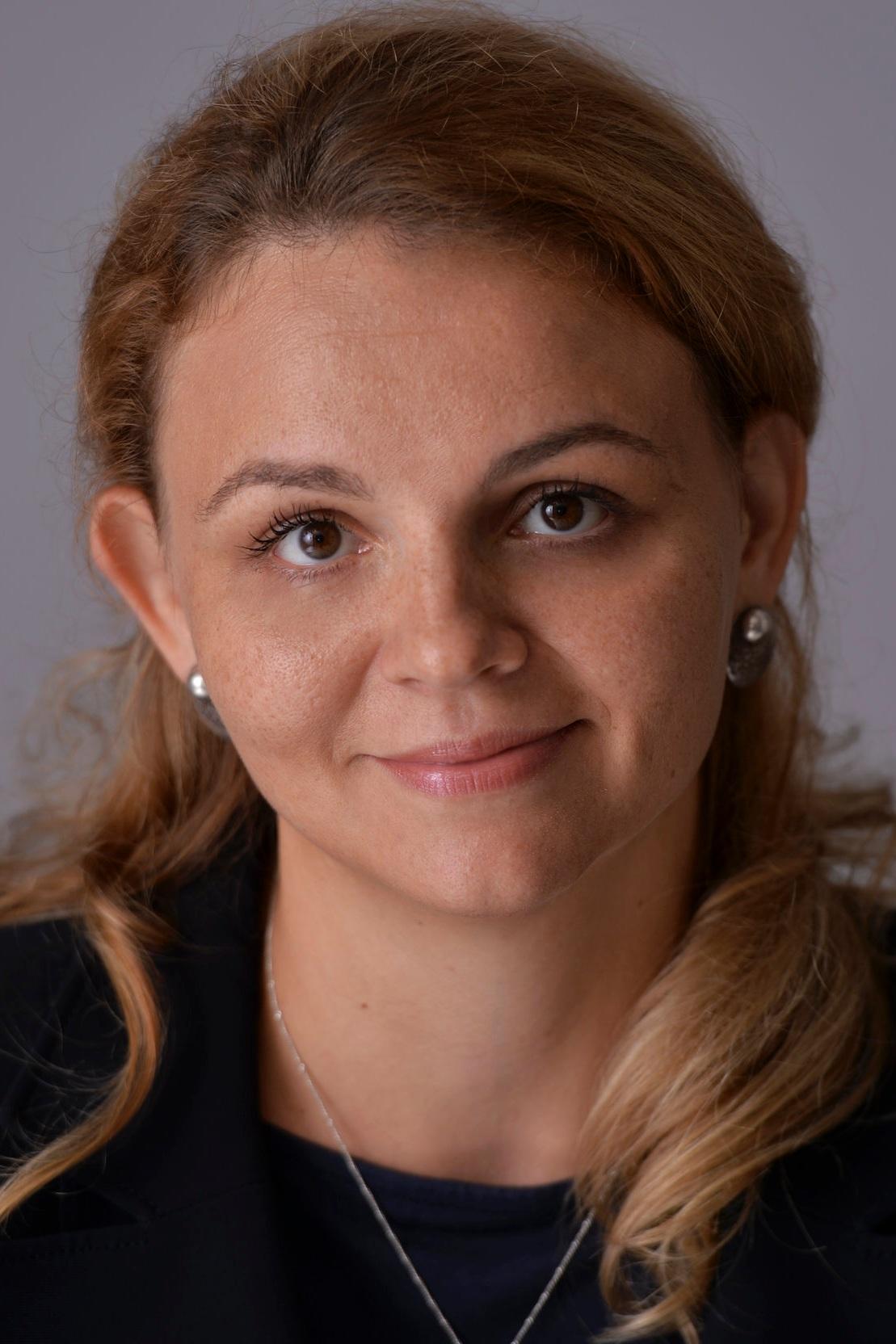 SORANA PARVULESCU   Control Risks  Senior Partner