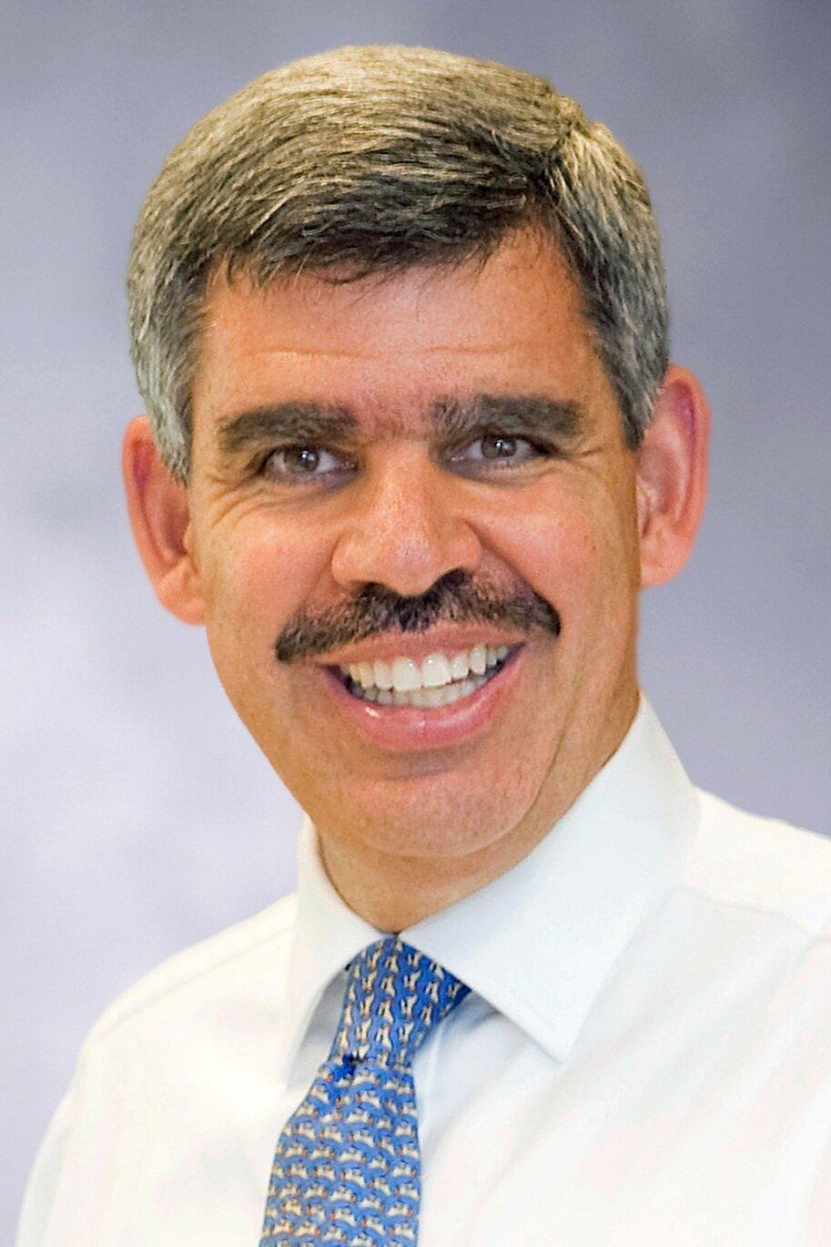 MOHAMED EL ERIAN   Allianz  Chief Economic Advisor