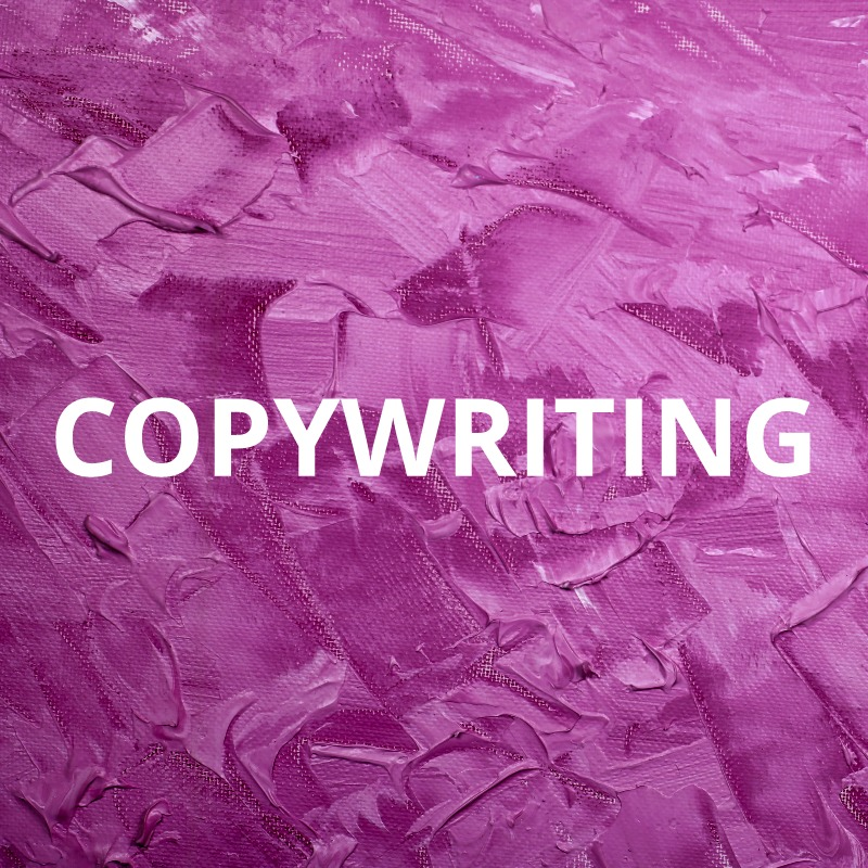 Copywriting    Give us the project. We'll write the copy. We'll provide readers with real value while maintaining your brand voice and tone. From fun to professional, we do it all.