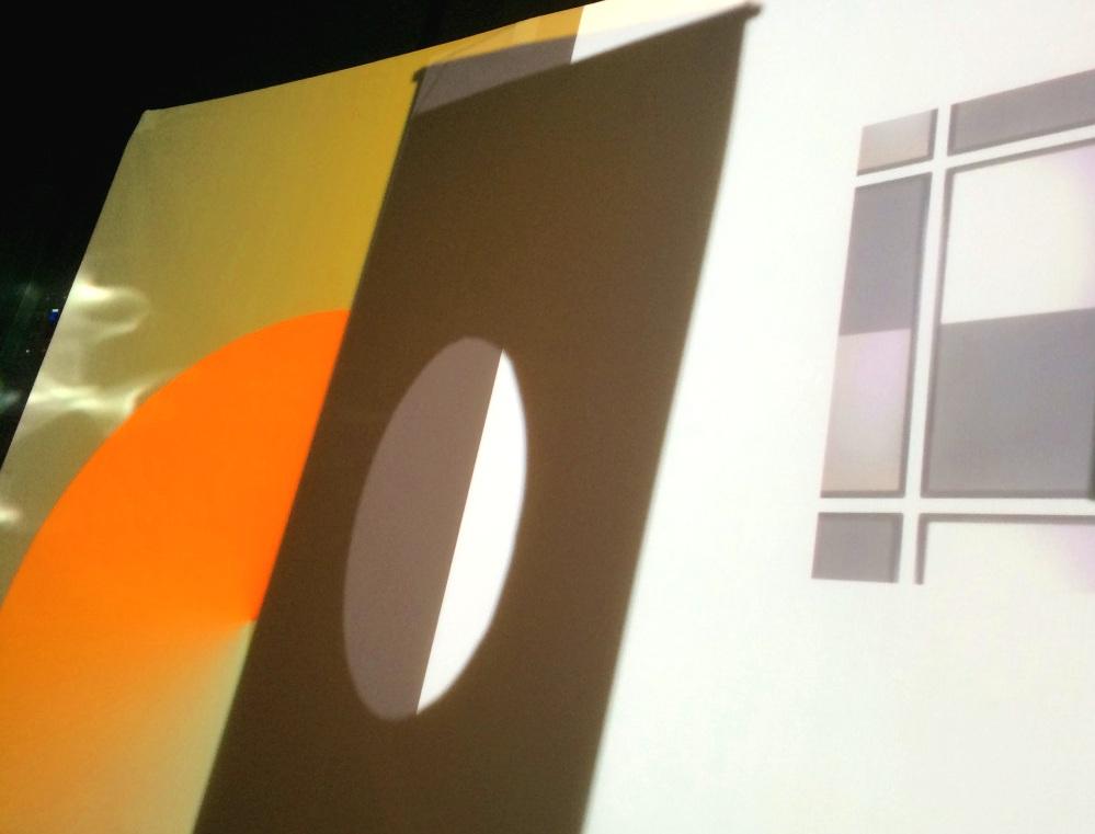2016  Mixed media installation with animation  Black Box at OCAD University, Toronto, ON    For Digital Futures Graduate Exhibition