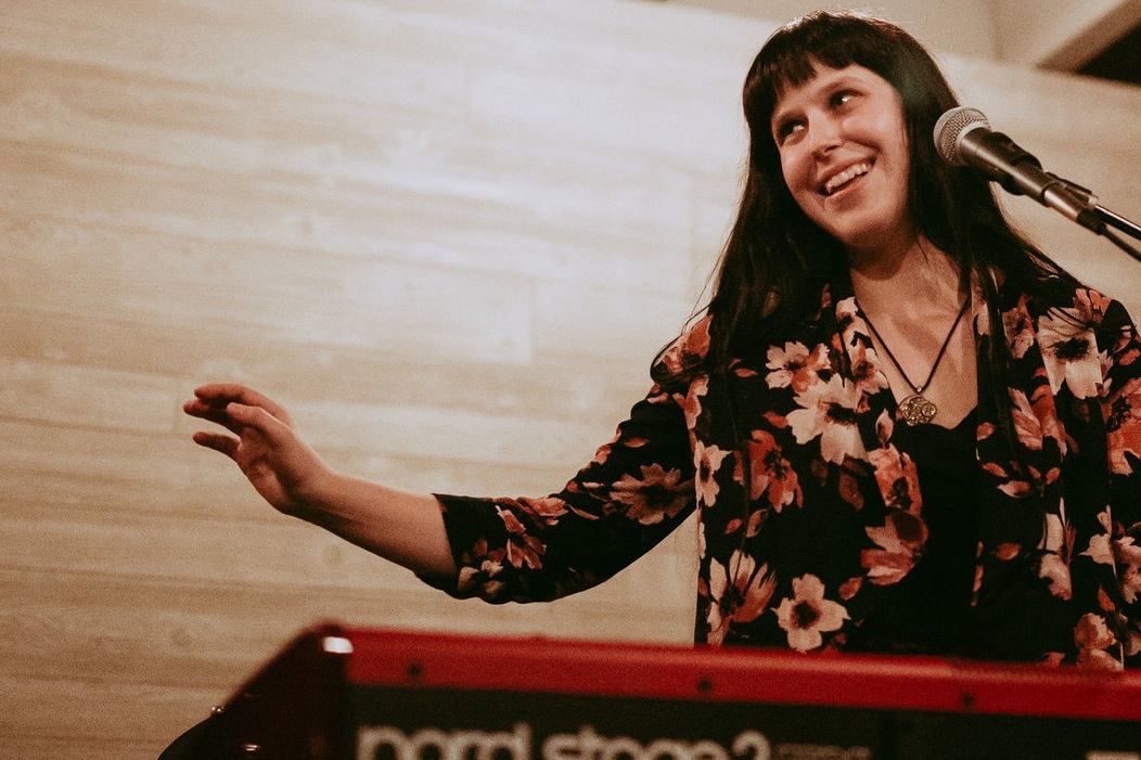 Sad Girl Night began in September of 2018 - when singer/songwriter Elisabeth Beckwitt decided to create a space for female performers to share their music and the intimate stories behind their songs.