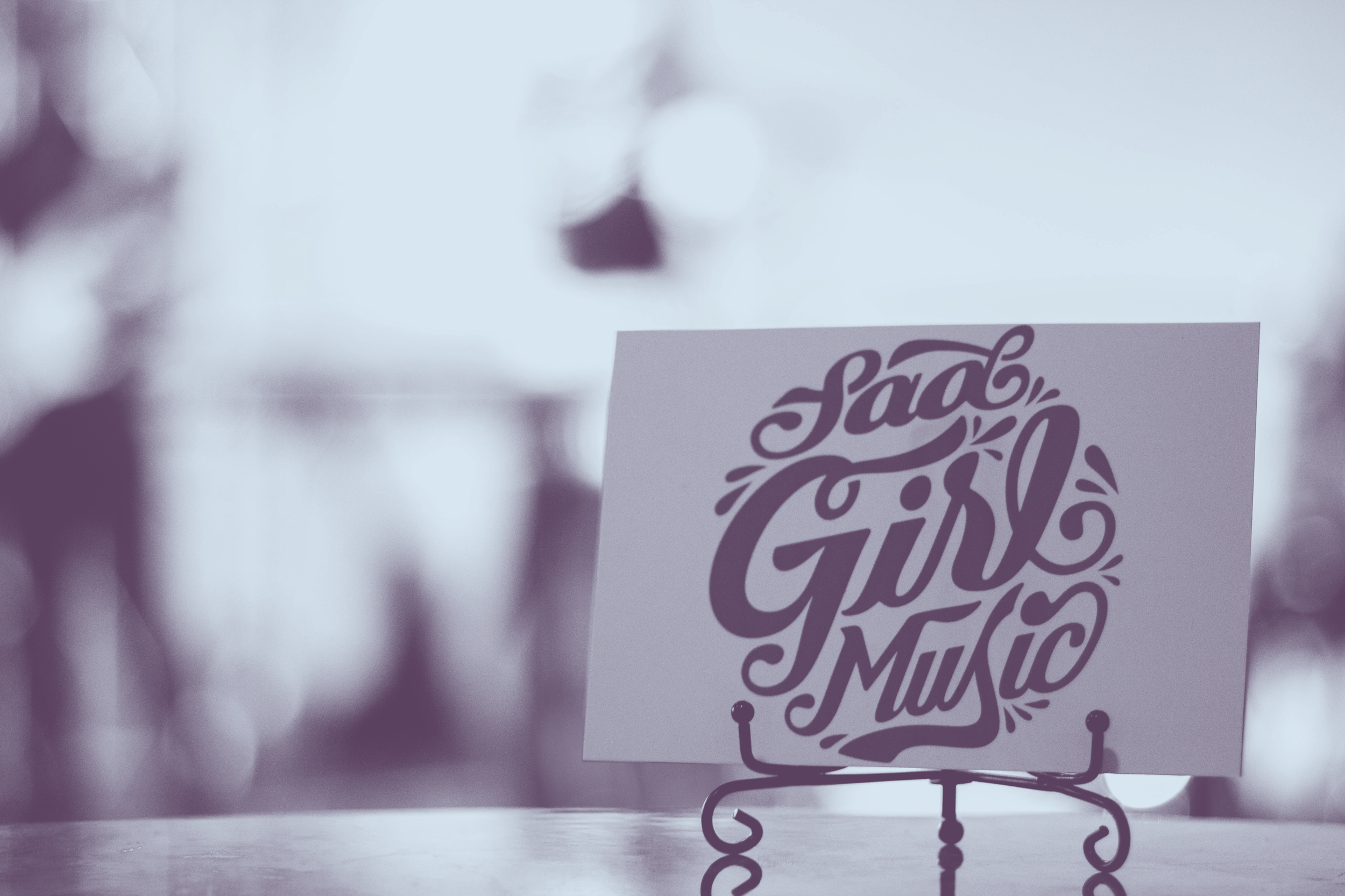 Sad Girl Night One Year Anniversary - H.O.M.E. | Sept. 22nd