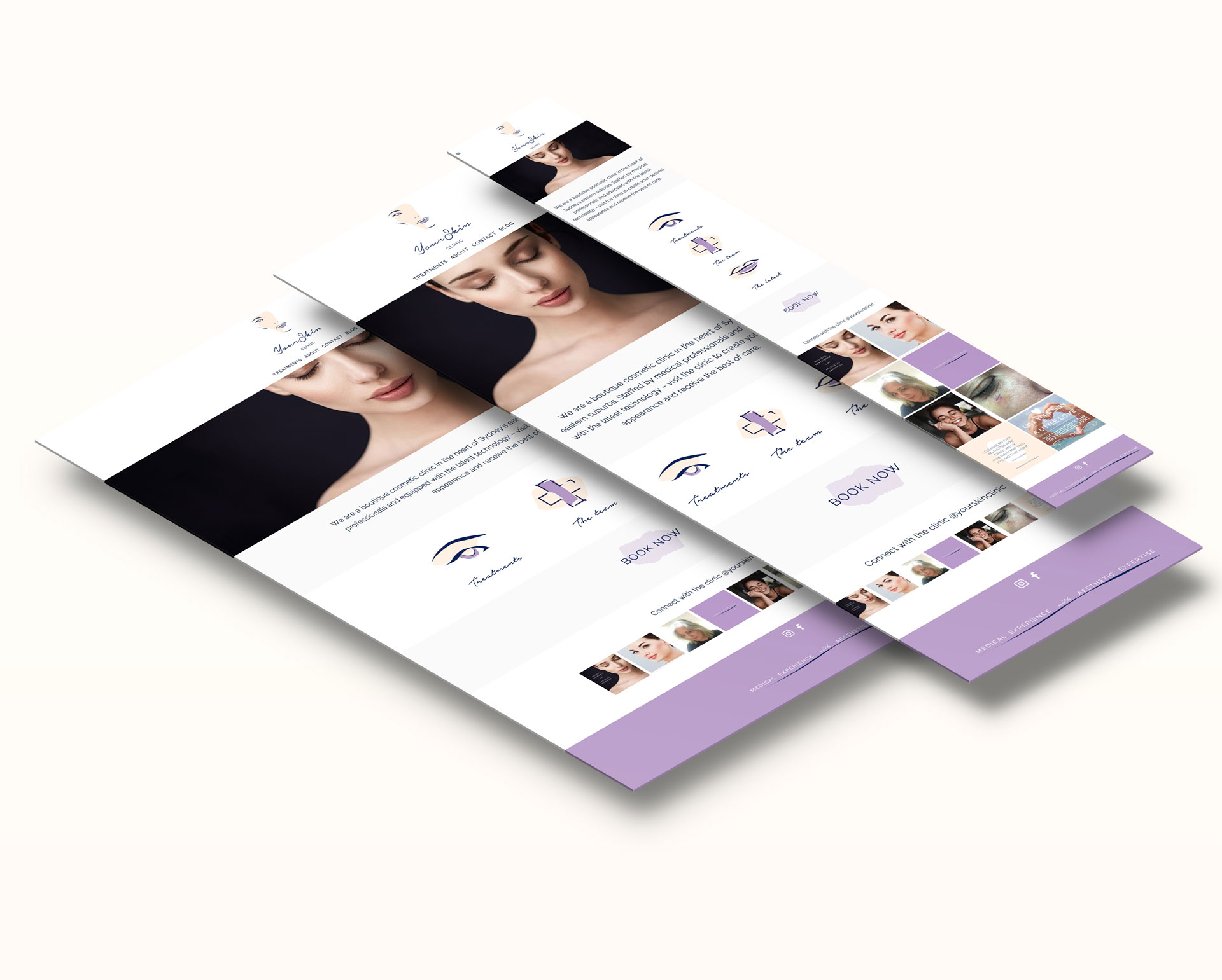 Rebrand: YourSkin Clinic