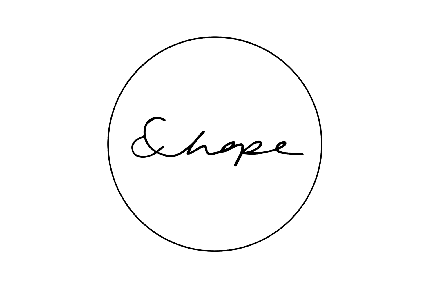&hope coaching branded website logo - Eva B.
