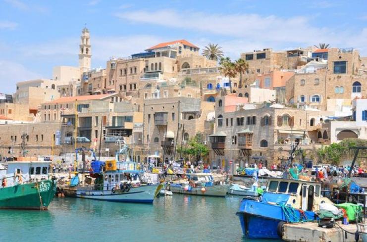 Jaffa (Yafo) - Old Jaffa