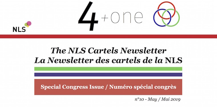 The Special Congress Issue of  4+one  is out! Click here to read it!