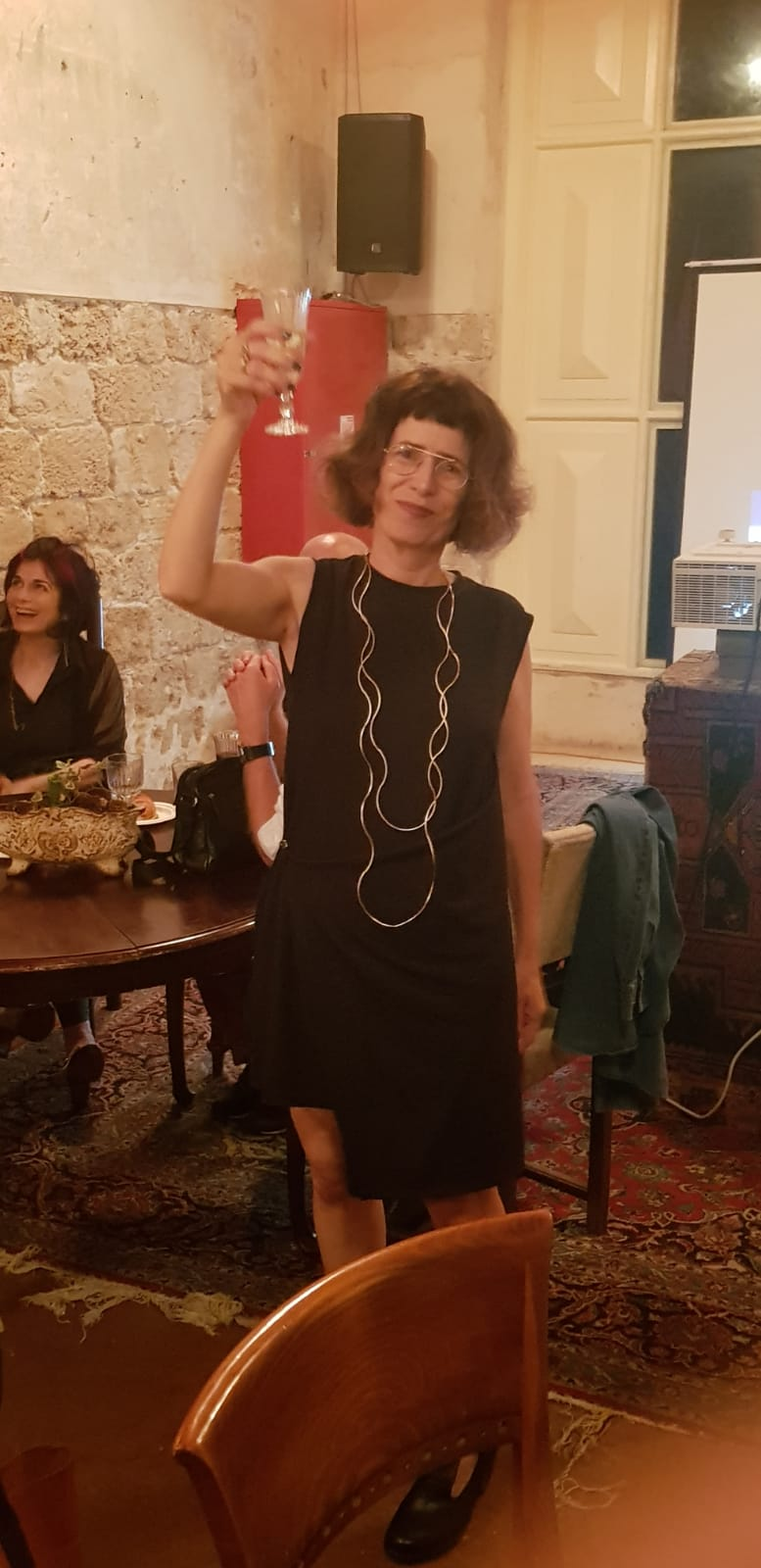 Sharon Zvili-Cohen, Congress Director