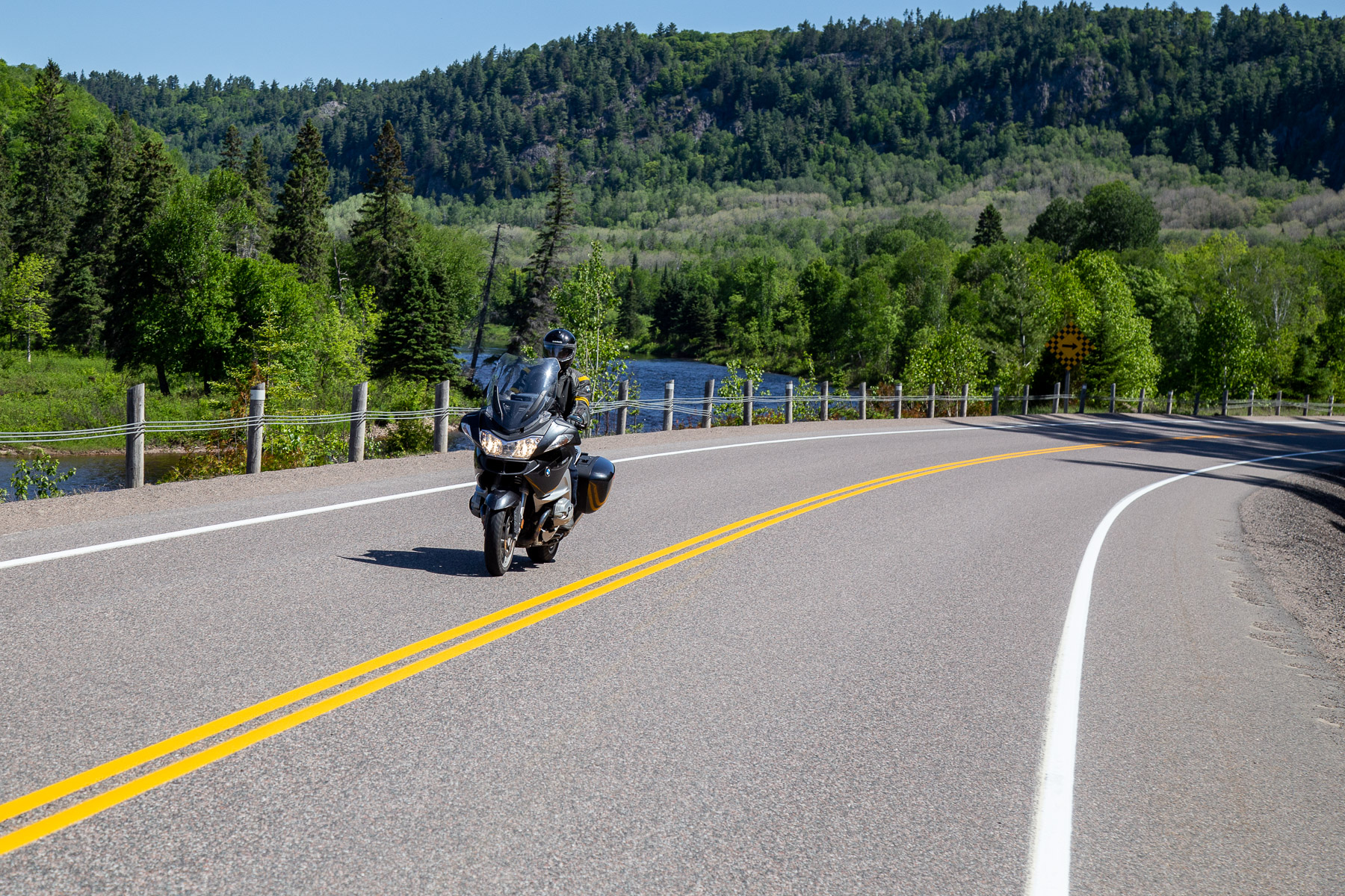 Upsizing the Grand Algoma—The GTA to Wawa - If you're going to take time off for a motorcycle trip you better make sure it's worth it! Here's how to do the Grand Algoma right...