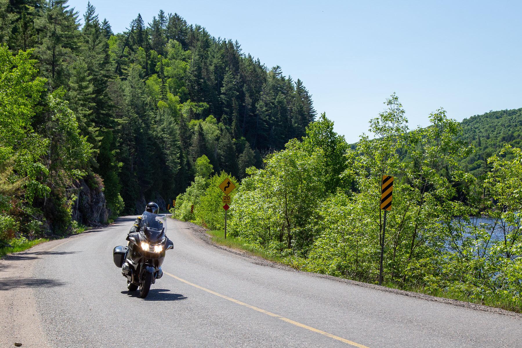 Algoma's Highway 129 - ONTARIO'S BEST ROADS