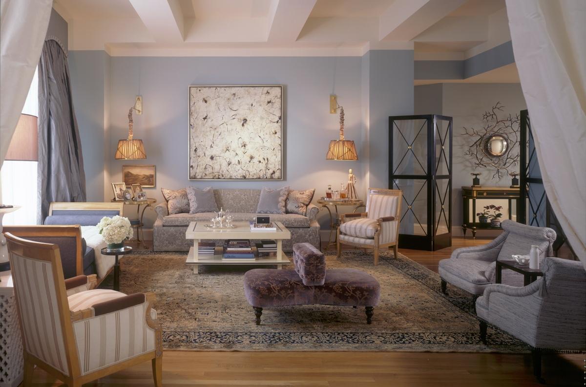Neoclassical Loft -