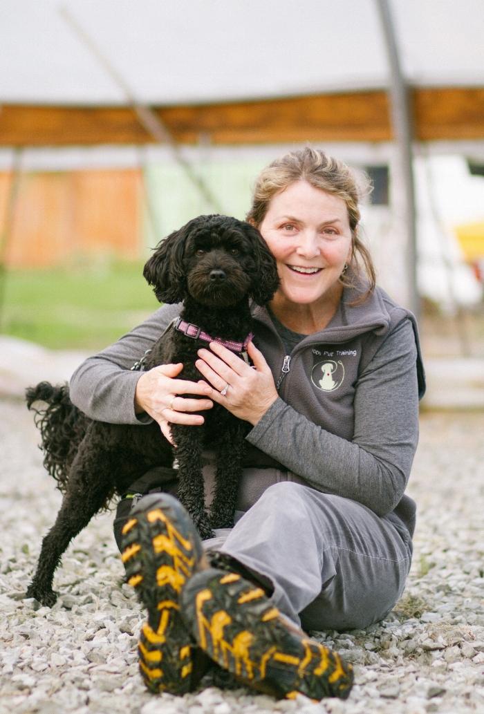 judy bardsley dog trainer in anacortes, WA
