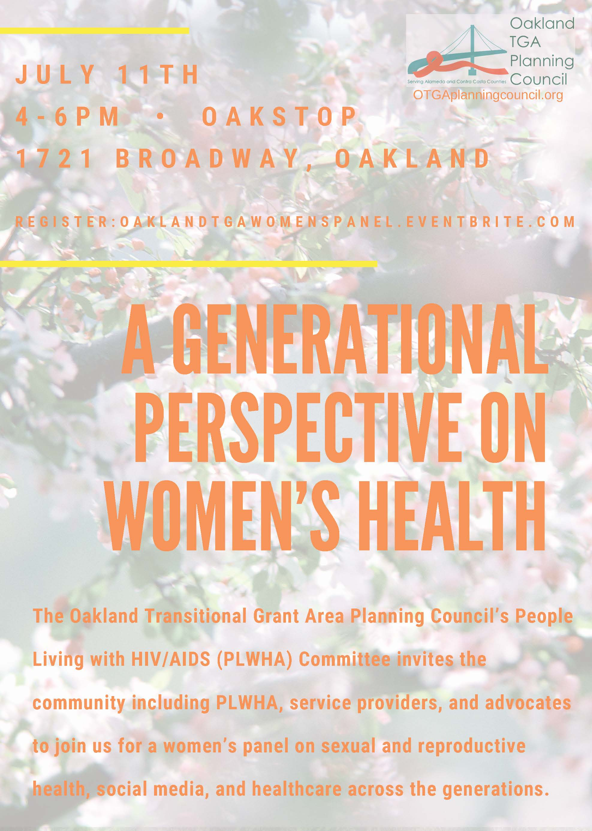 A Generational Perspective on Women's Health Flyer FINAL.jpg