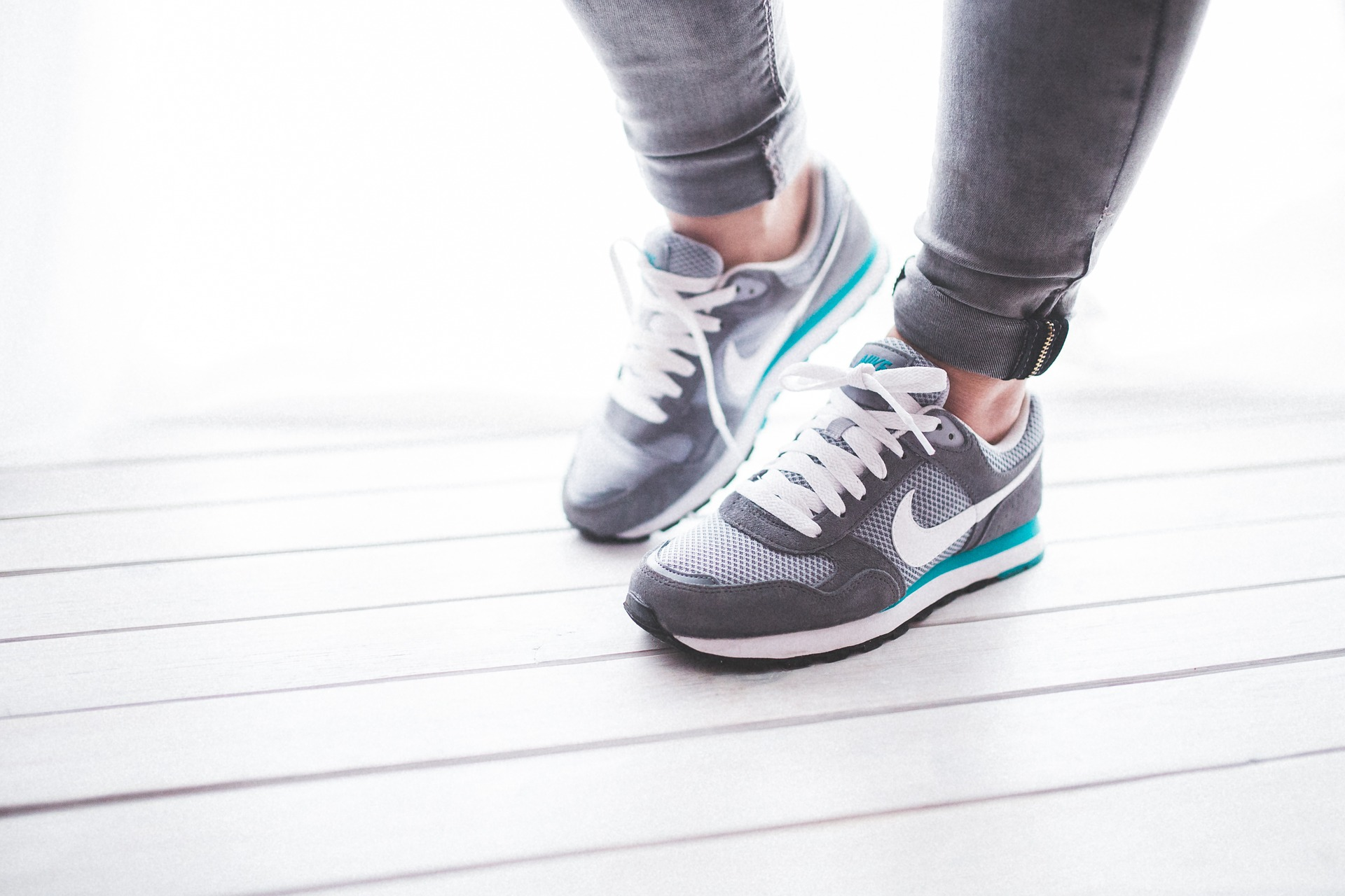STEP up your average walking speed.