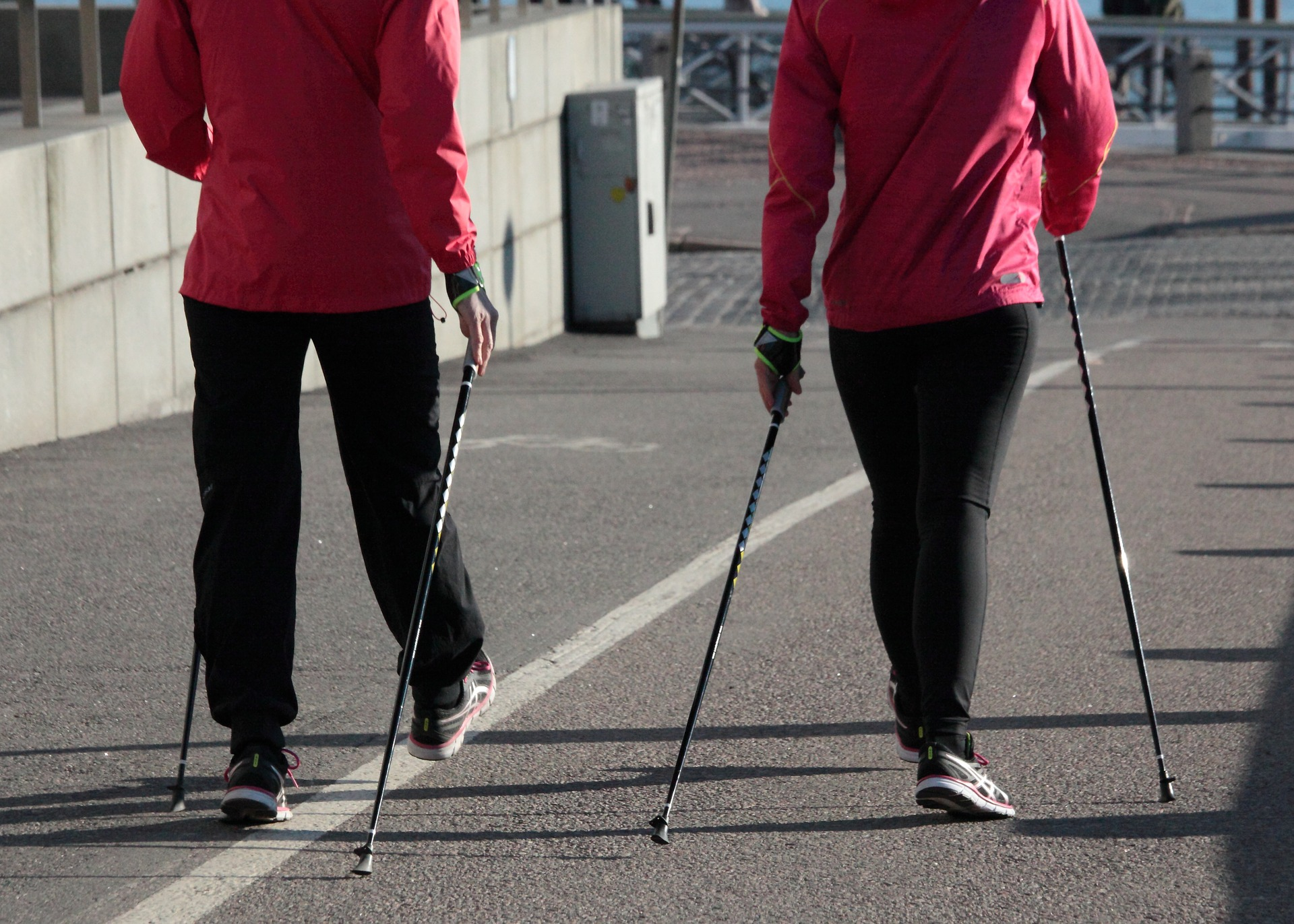Walking Benefit - Drive down you health care costs.