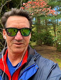 Frank Ring Author:  Walking for Health and Fitness